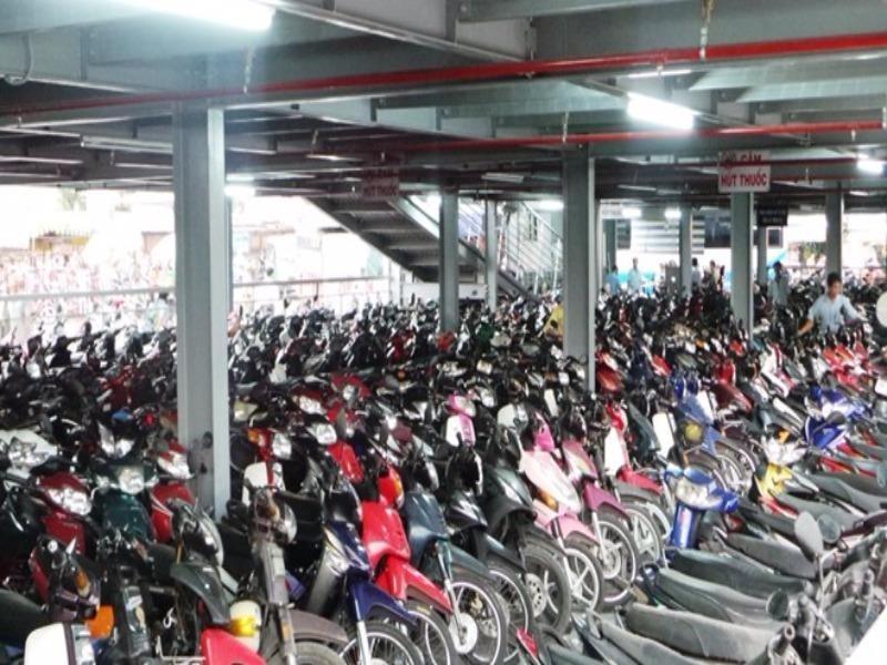 Hơn 600 xe máy, laptop, vàng bị bỏ quên ở sân bay - ảnh 1