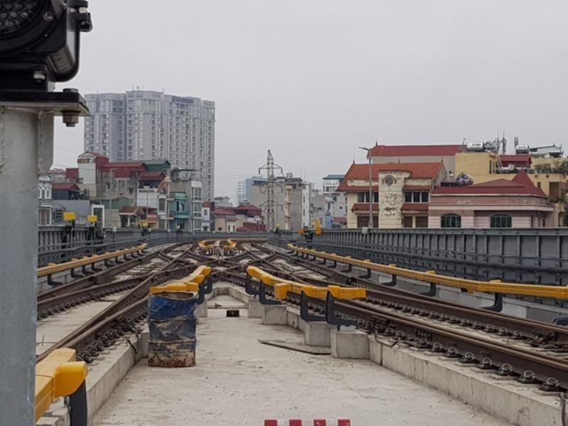 Metro đầu tiên của VN sắp được bàn giao cho TP Hà Nội - ảnh 2