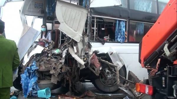 Yêu cầu điều tra vụ tai nạn trên cao tốc Pháp Vân - ảnh 1