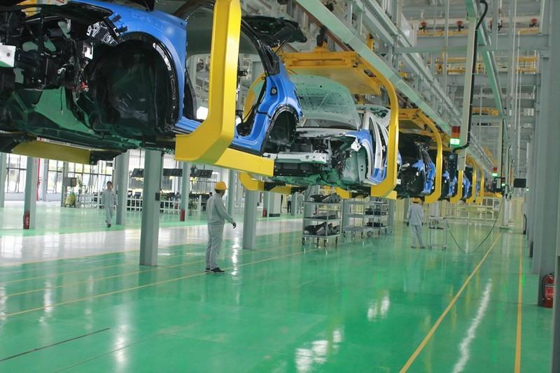Thaco xây dựng nhà máy ô tô hiện đại nhất Đông Nam Á - ảnh 2