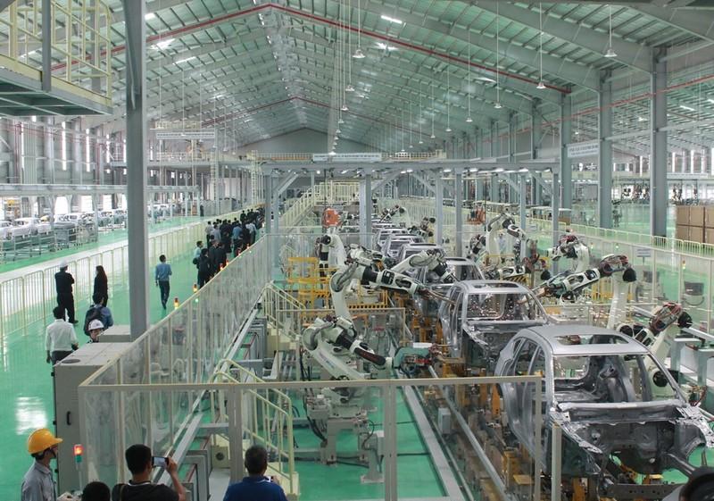 Thaco xây dựng nhà máy ô tô hiện đại nhất Đông Nam Á - ảnh 1