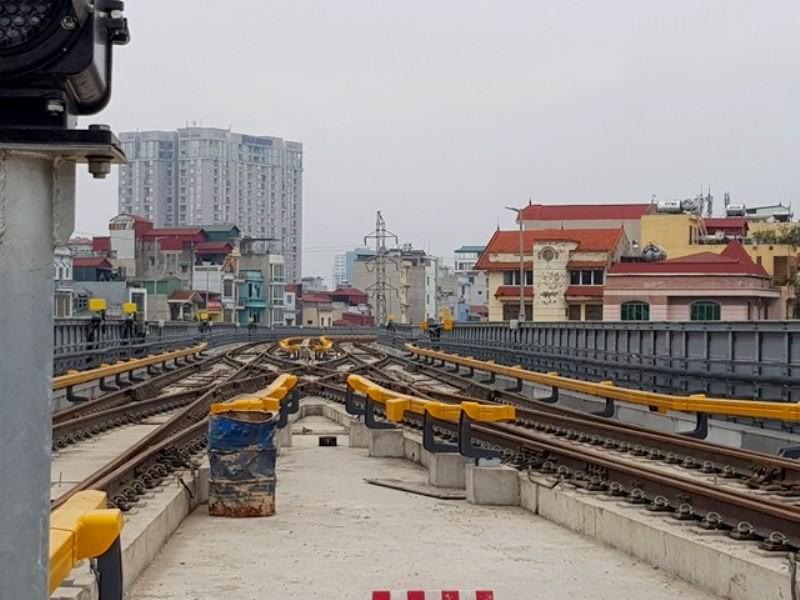 Bác tin lùi tiến độ đường sắt Cát Linh - Hà Đông - ảnh 1