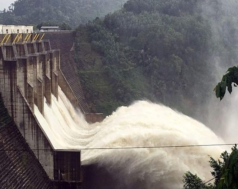 Chiều nay thủy điện Lai Châu sẽ xả lũ - ảnh 1