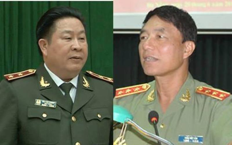 Đề nghị giáng cấp Thượng tướng Trần Việt Tân  - ảnh 1
