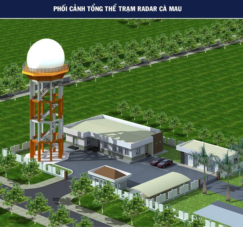 Đặt trạm radar ở Cà Mau giám sát hoạt động bay phía Nam - ảnh 1