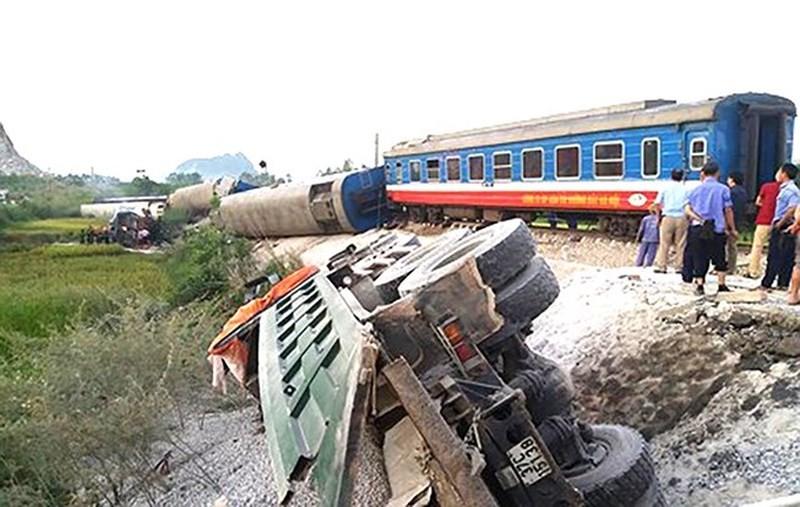 6 tháng, 67 người chết vì tai nạn đường sắt - ảnh 1