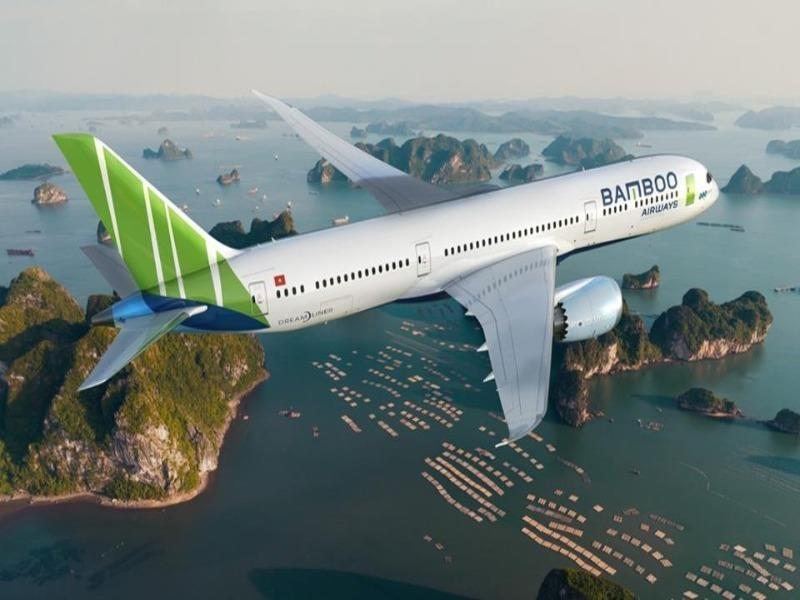 Cục Hàng không tuýt còi Bamboo Airways - ảnh 1