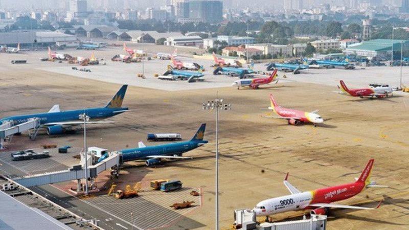 Các hãng hàng không chưa được tăng giá vé - ảnh 1
