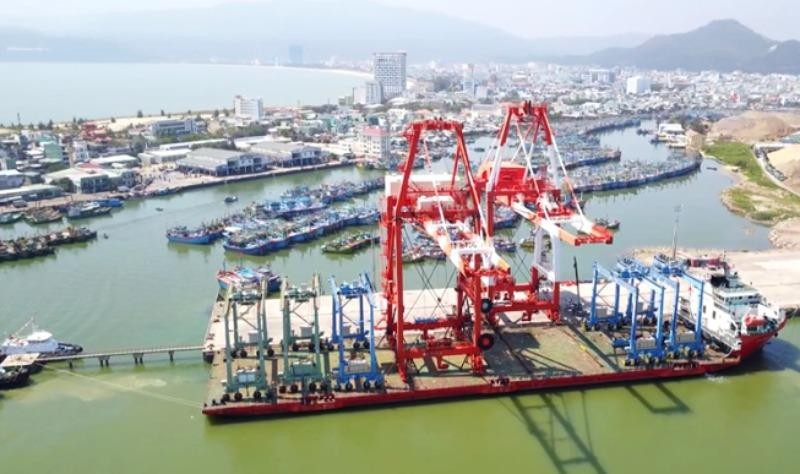 Tiến hành kiểm điểm sai phạm cổ phần hóa cảng Quy Nhơn - ảnh 1