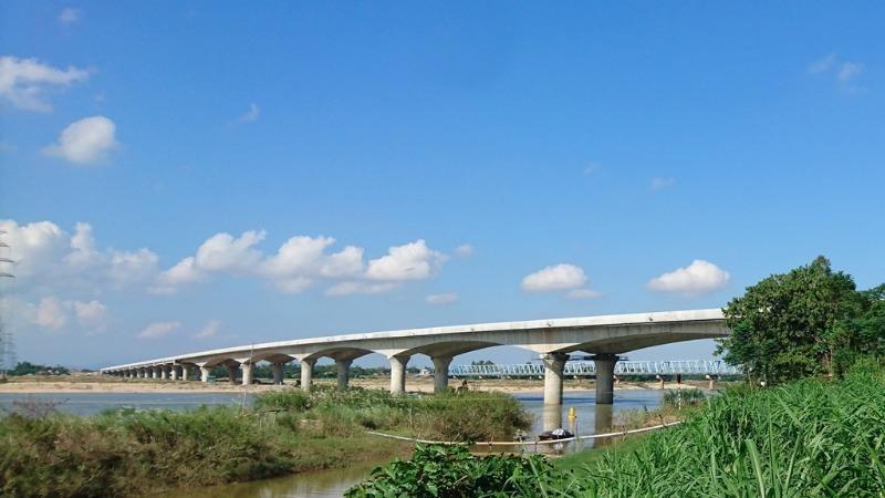 Bắt đầu xử lý bù lún cao tốc Đà Nẵng-Quảng Ngãi - ảnh 1