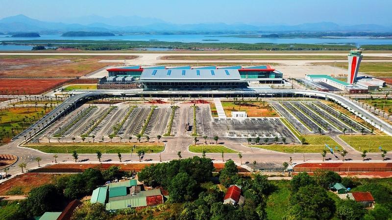 Khánh thành sân bay tư nhân đầu tiên ở Việt Nam - ảnh 1