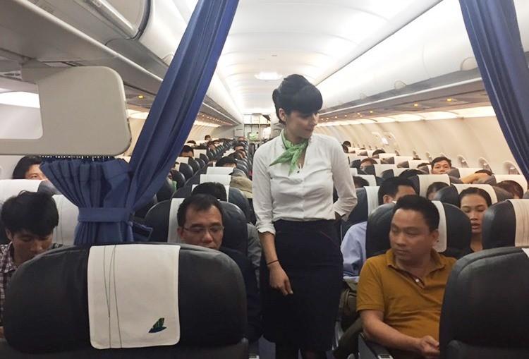 Bamboo Airways khai thác thương mại, 8.000 lượt khách đặt vé  - ảnh 2