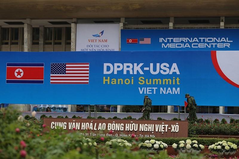 Thượng đỉnh Mỹ - Triều: Vận tải phải lịch sự, mến khách - ảnh 1
