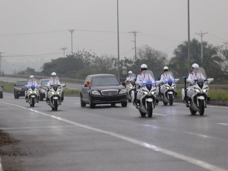 Cấm đường từ Hà Nội về Đồng Đăng, Lạng Sơn - ảnh 1