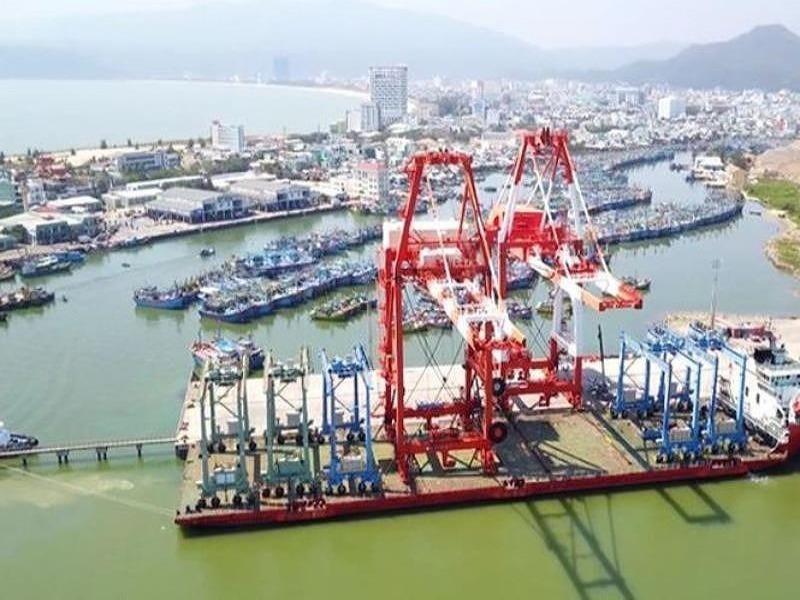 Thu hồi 75,01% cổ phần tại cảng Quy Nhơn - ảnh 1