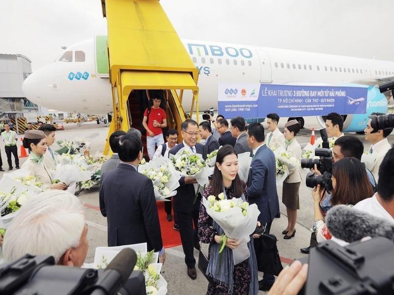 Bamboo Airways dự kiến mở 40 đường bay - ảnh 1