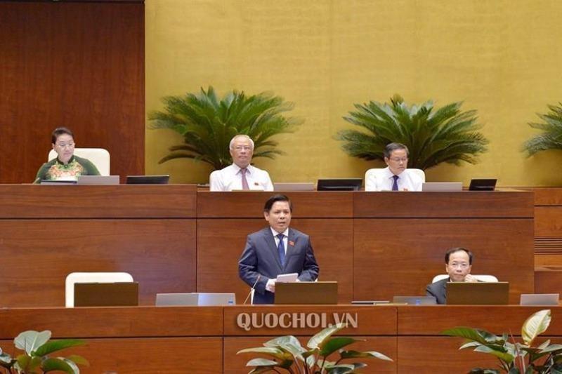Bộ trưởng Nguyễn Văn Thể trả lời việc cấp bằng lái xe - ảnh 1
