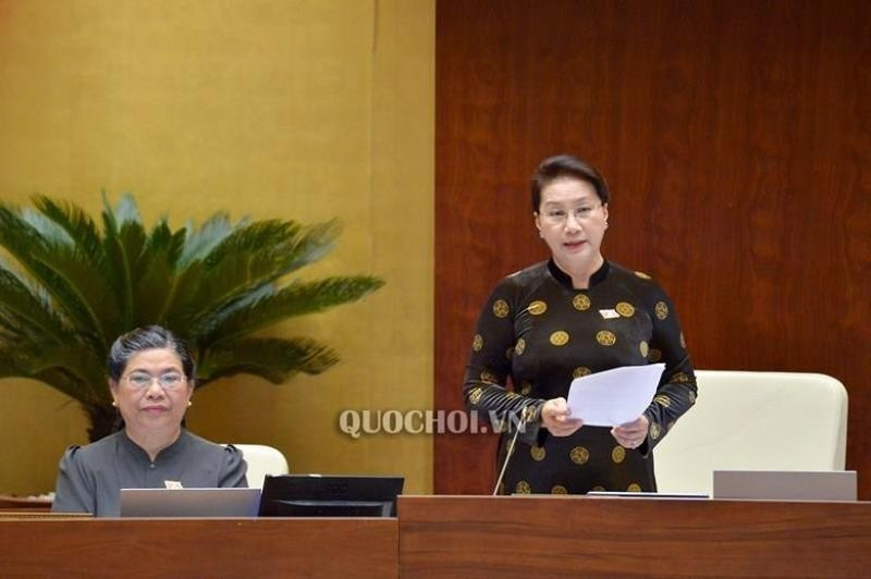 Đề nghị các Bộ trưởng thực hiện cam kết trước Quốc hội - ảnh 1
