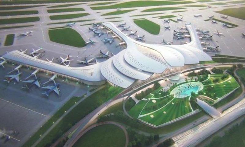 Bộ GTVT kiến nghị được trình dự án sân bay Long Thành - ảnh 1