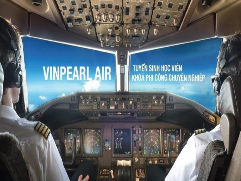 Vingroup tuyển học viên phi công và đảm bảo ra trường có việc - ảnh 1