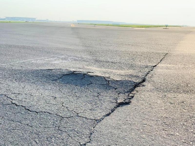 Hư hỏng sân bay Nội Bài: Báo cáo Thủ tướng để tháo gỡ cơ chế - ảnh 1