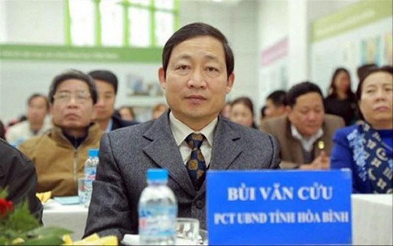 Cảnh cáo phó chủ tịch tỉnh Hòa Bình - ảnh 1