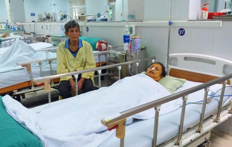 'Nếu không có bảo hiểm y tế, vợ tôi chỉ có thể chọn cái chết!' - ảnh 1