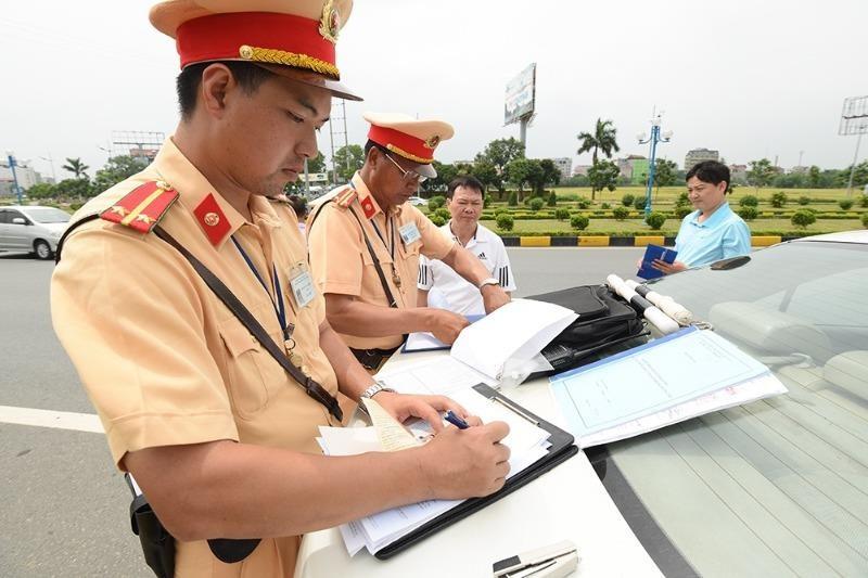 Đề xuất nộp phạt giao thông trực tuyến - ảnh 1