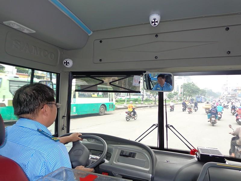Bộ GTVT quy định lắp camera đối với xe tải - ảnh 1