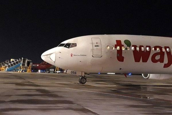 Cấm các phương tiện bay không người lái gần sân bay - ảnh 1