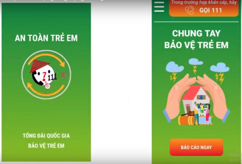 Ra mắt ứng dụng bảo vệ trẻ em trên điện thoại - ảnh 1