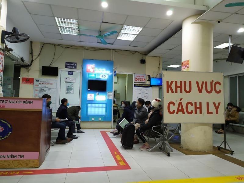 Việt Nam còn 2.615 lao động Trung Quốc đang cách ly - ảnh 1