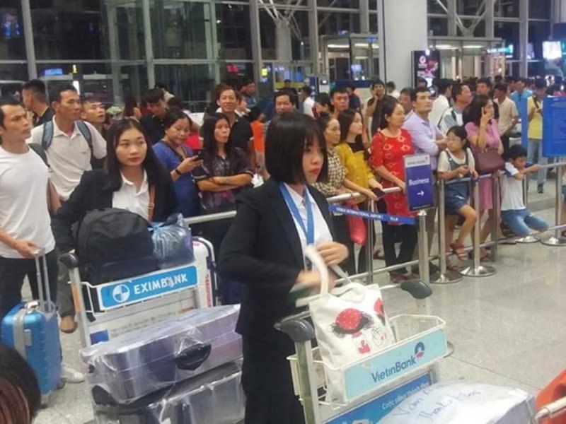 Đài Loan dừng tiếp nhận lao động Việt Nam từ 19-3 - ảnh 1