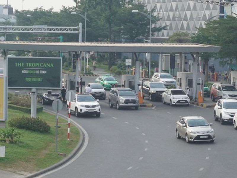 Hoàn thành thu phí vào sân bay trong quý II-2020 - ảnh 1