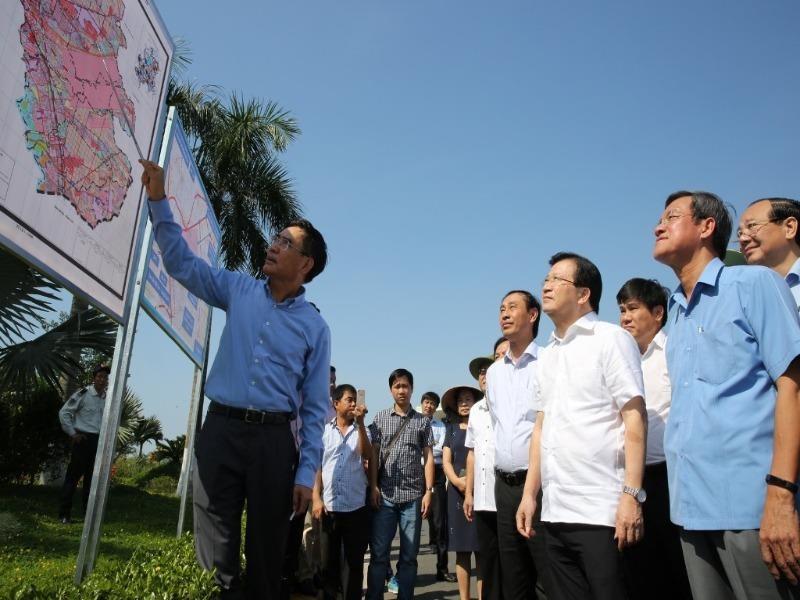 Thủ tướng yêu cầu Đồng Nai sớm thu hồi đất sân bay Long Thành - ảnh 1