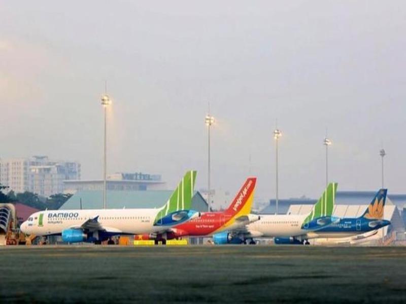 Các hãng hàng không khai thác trở lại đường bay nội địa - ảnh 1