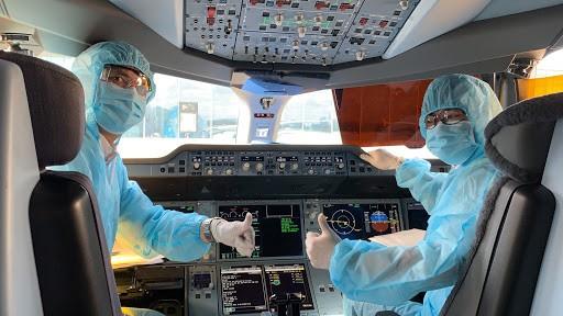 Bố trí khách sạn cho phi công nước ngoài tới Việt Nam - ảnh 1