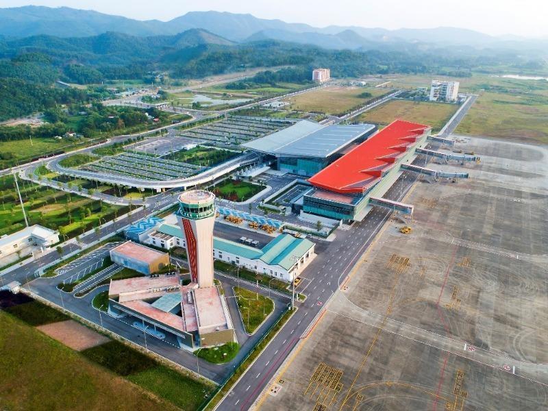 Sân bay Vân Đồn hoạt động trở lại ngày 4-5  - ảnh 1