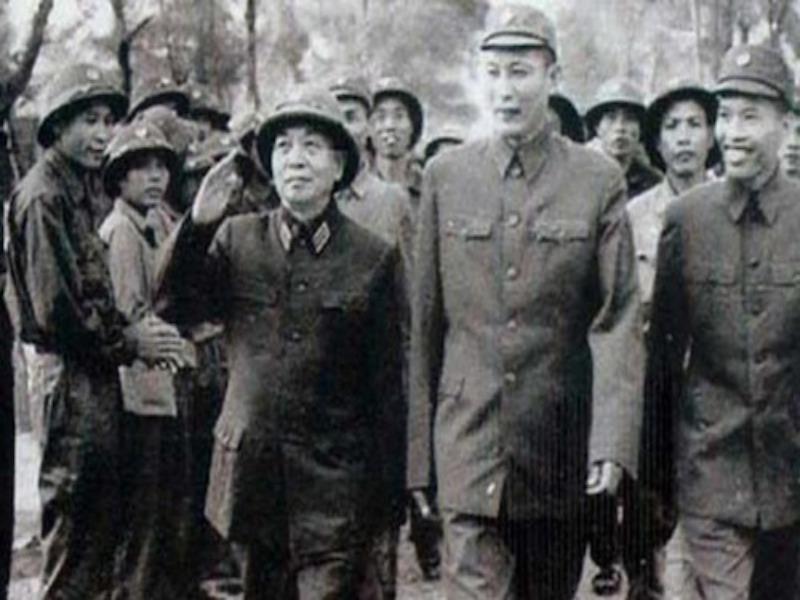 Xin đặt tượng Tướng Đồng Sỹ Nguyên ở Nghĩa trang Trường Sơn - ảnh 1