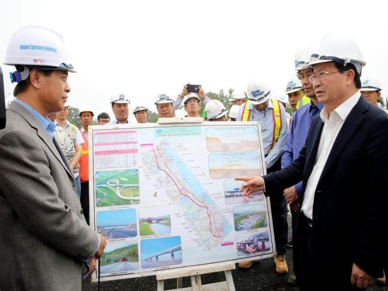 Cao tốc Bắc – Nam: Chỉ chuyển đổi 3 dự án sang đầu tư công - ảnh 1