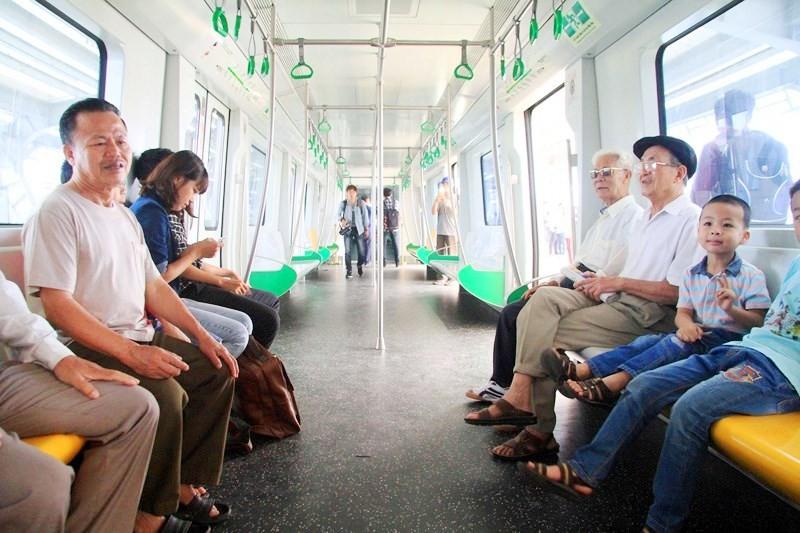 Khai thác tuyến đường sắt Cát Linh – Hà Đông trong năm nay - ảnh 1