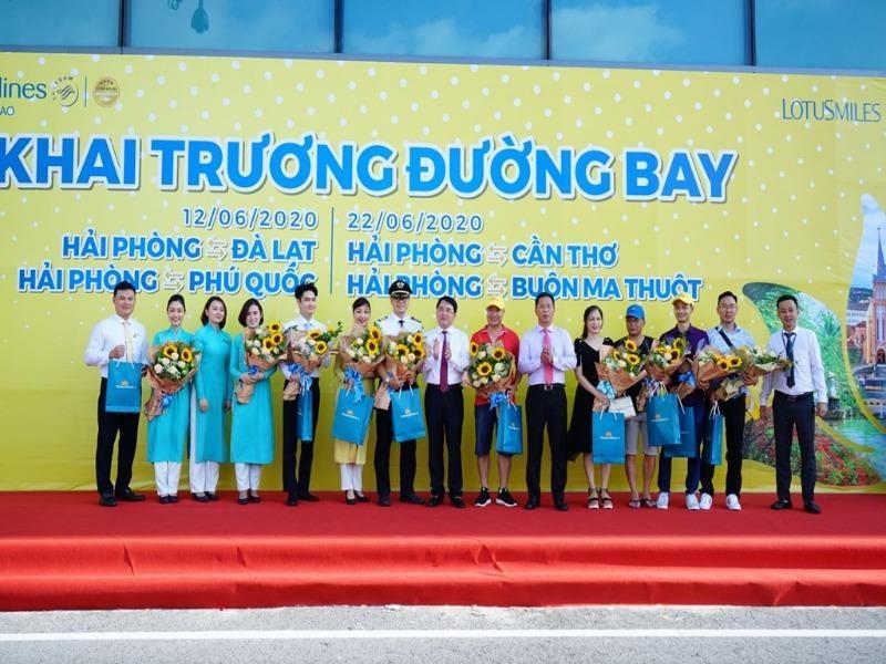 Vietnam Airlines khai trương 7 đường bay nội địa mới - ảnh 1