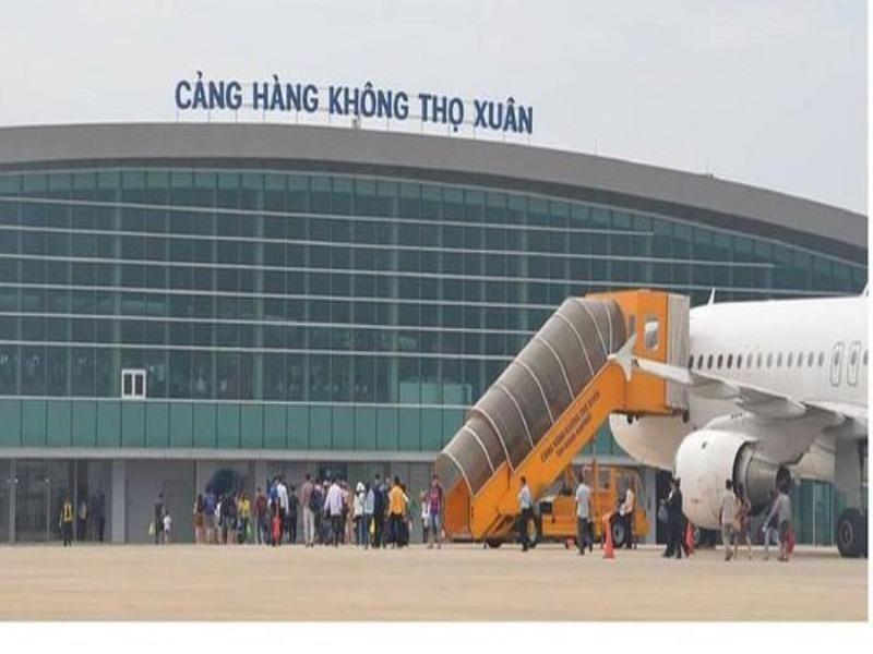 Nâng cấp sân bay Thọ Xuân, Thanh Hóa lên chuẩn quốc tế - ảnh 1