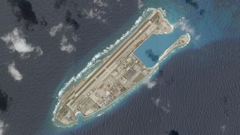 Cử tri bất bình hành vi ngang ngược của Trung Quốc ở Biển Đông - ảnh 1