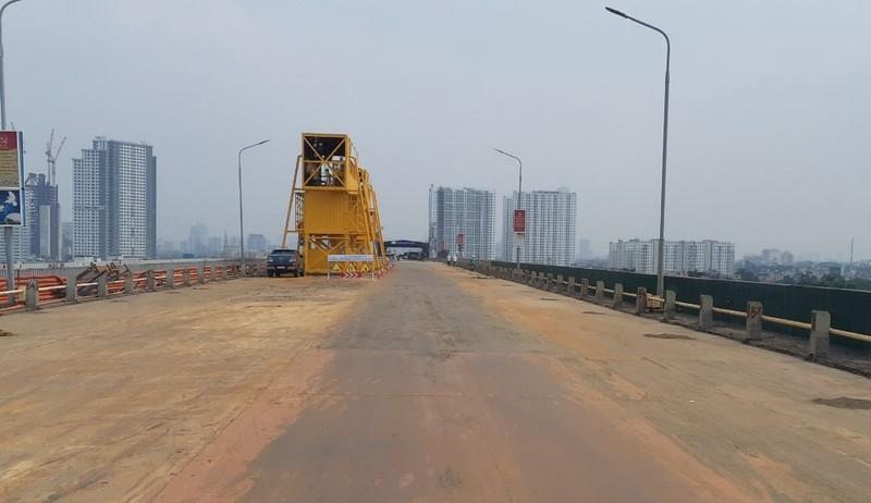 Mặt cầu Thăng Long phải đảm bảo tuổi thọ 10 năm - ảnh 1
