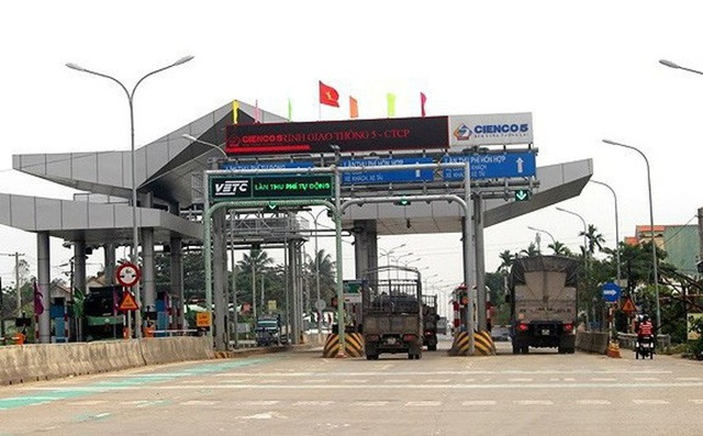 Công bố doanh thu trạm BOT trên quốc lộ 1 ở Quảng Nam - ảnh 1