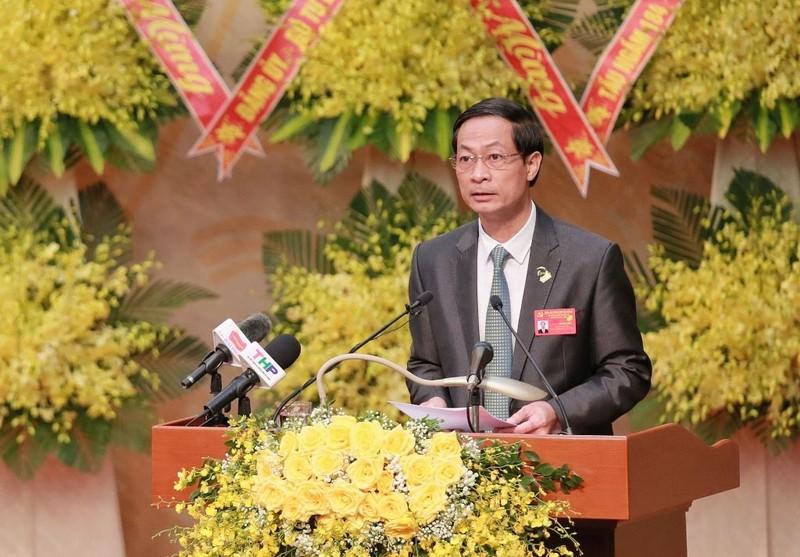 Bí thư Thành ủy Hải Phòng Lê Văn Thành tái đắc cử nhiệm kỳ mới - ảnh 3
