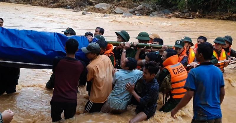 Đề nghị công nhận liệt sĩ cho công an hy sinh ở Quảng Trị - ảnh 1