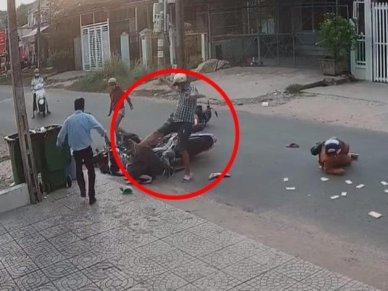Phó Thủ tướng nói về vụ nữ sinh bị đánh sau va chạm giao thông - ảnh 1