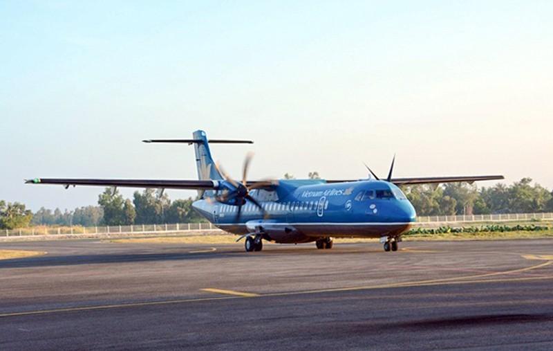 Kiến nghị nâng cấp sân bay Cà Mau lên 2 triệu khách/năm  - ảnh 1